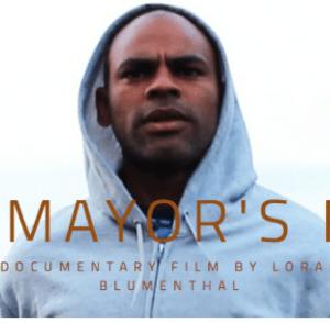 THE MAYORS RACE FILM - CARD